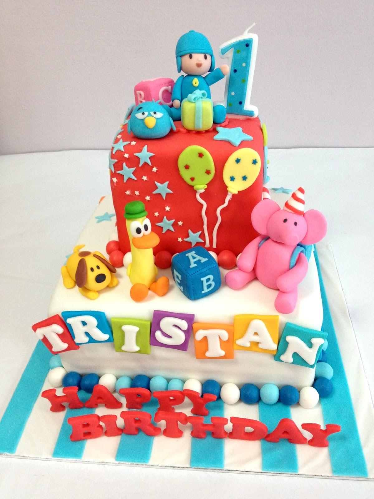 Oven Creations Happy 1st Birthday Tristan