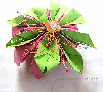 led lotus flower