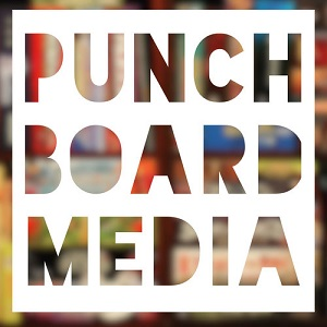 Proud members of Punchboard Media