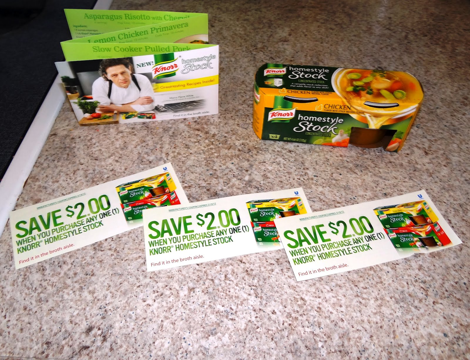 Knorr® Homestyle Stock Chicken Knorr Homestyle Stock