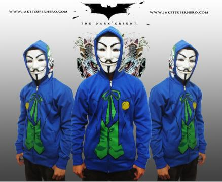 J-Fleece jaket Ichfa Collection jas blazer gakuran Jaket Online Murah blazer cewek korea MCR My Chemical Romance takiya genji crows zero mr. Joker Batman