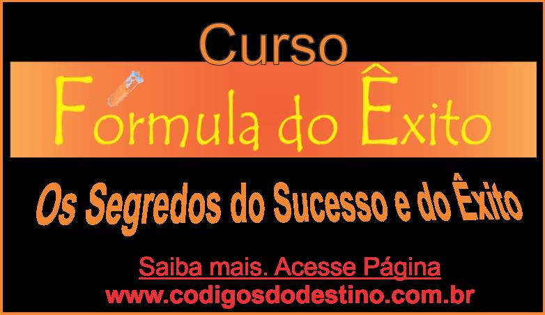 CURSO FÓRMULA DO ÊXITO