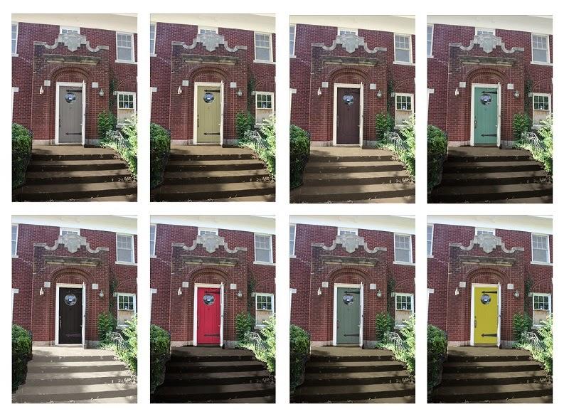front door paint colors red brick house glidden paint colors