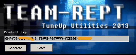 Download free TuneUp Utilities 2013 keygen serial gen