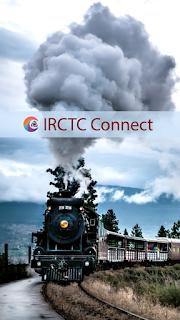 IRCTC Mobile App Image