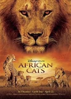 Ντοκιμαντέρ με λιοντάρια  ελληνικούς υπότιτλους