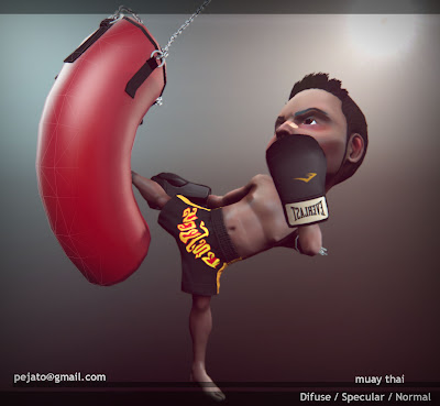 muay thai wallpaper