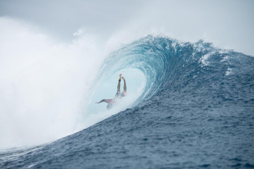 18 Jeremy Flores Billabong Pro Tahiti Foto WSL Stephen Robertson