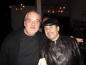 Amb Joan Vigó. (Mafia mental)