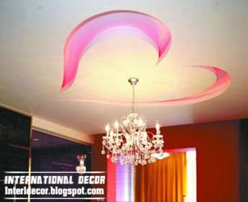 Interior Decor Idea: Top catalog of modern false ceiling designs ...