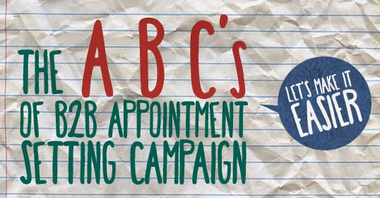 The ABCs of B2B Appointment Setting Campaign: Let's Make it Easier