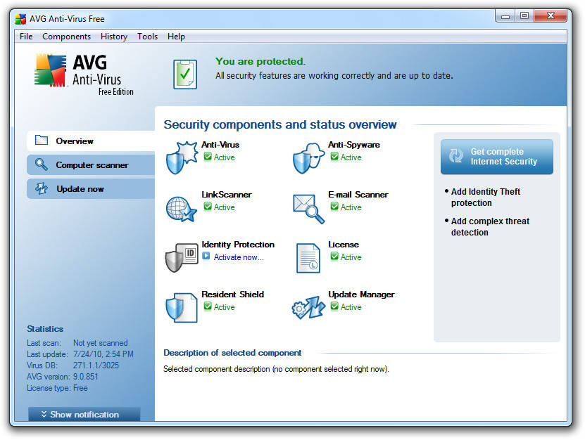avg antivirus windows 2000