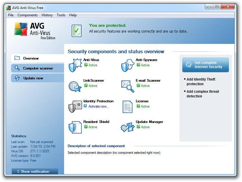 windows antivirusprogram gratis