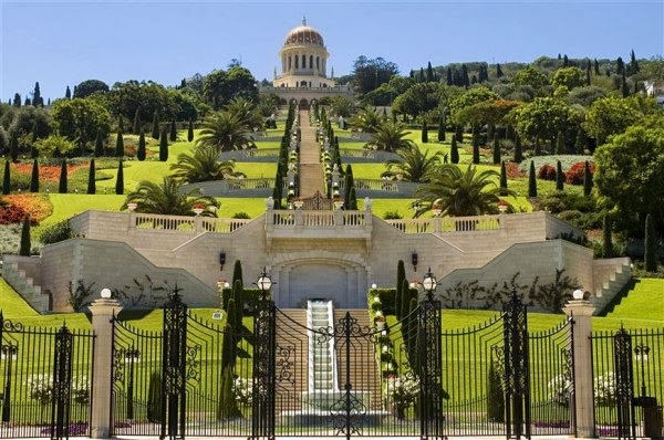 Baha'i Gardens and World Center