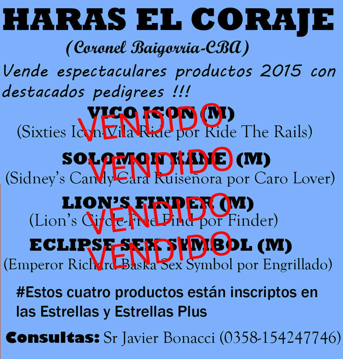 HS EL CORAJE 1