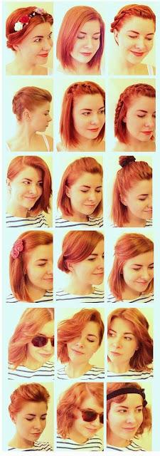 Cara Merias Rambut Pendek