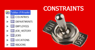 Activar o desactivar constraints de tablas