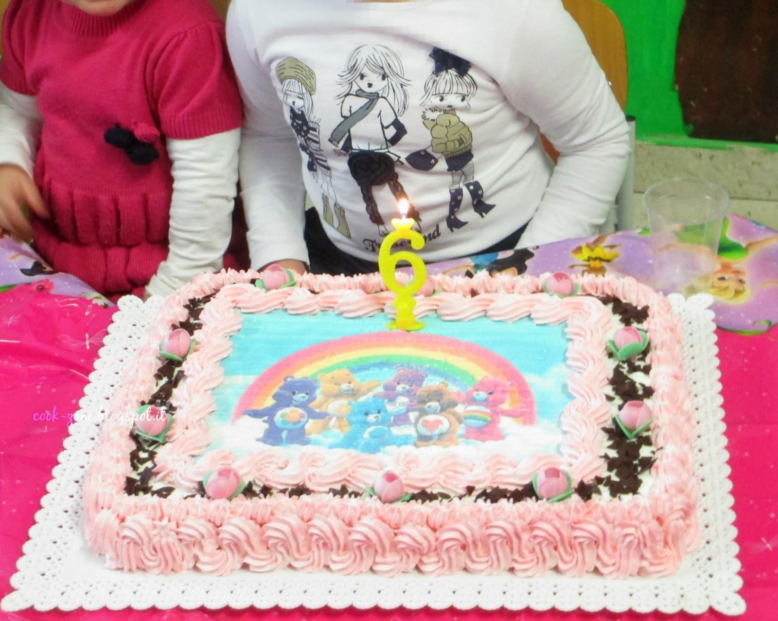 Conosciuto CoOk ZoNe: Due torte per una bimba speciale! YM73