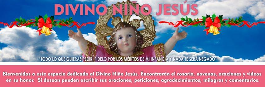 NOVENAS AL DIVINO NIÑO JESUS
