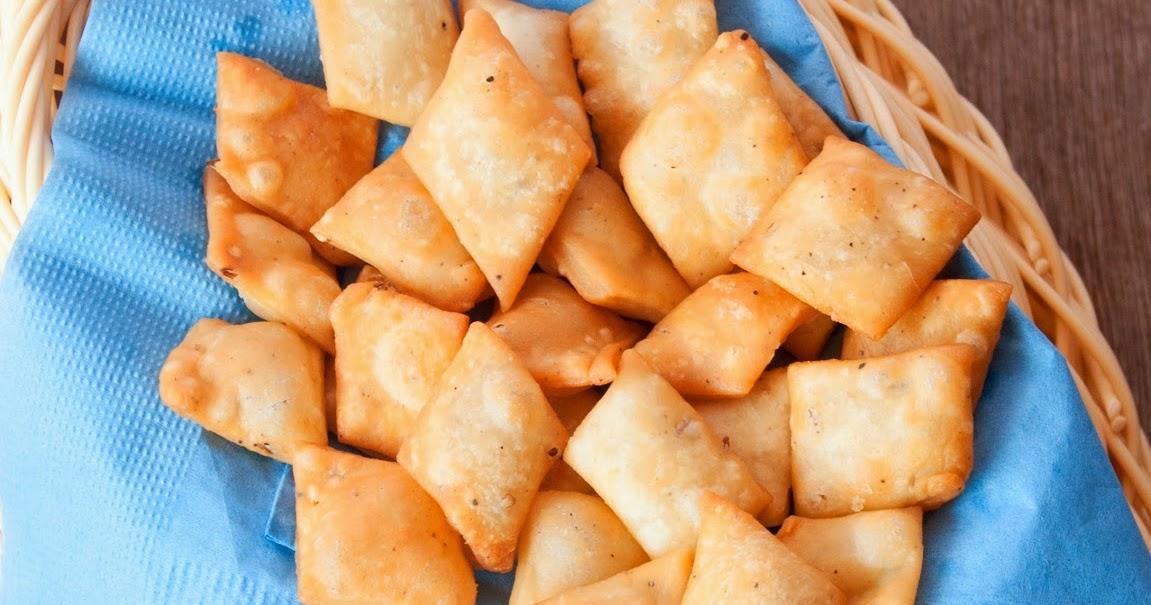 Always Hungry: Namak Para / Namak Paare