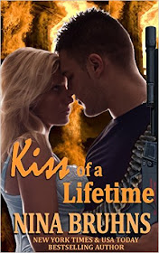 Kiss of a Lifetime - a short-length sexy contemporary romance novella