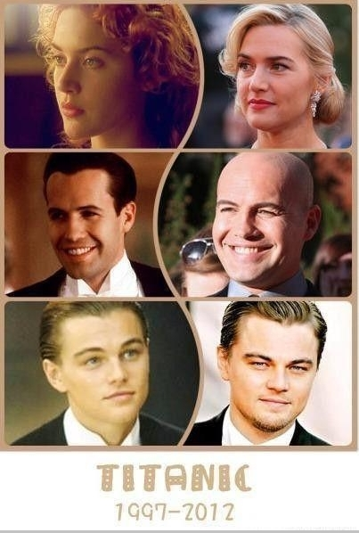 titanic cast members then and now roflpedia