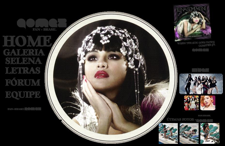 SG Brasil / Melhor Fonte sobre a Selena Gomez