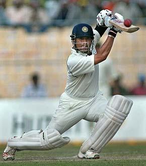 Sachin Tendulkar - The Cricket God Sachin Tendulkar Cover Drive
