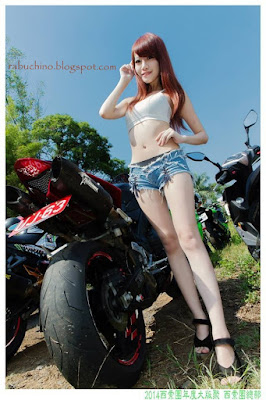 Micky Wu SPG Seksi Bening Cantik & Hot Dari Taiwan