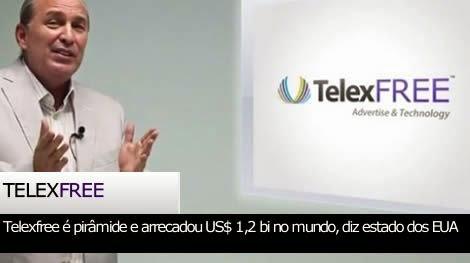 Telexfree quer quebrar contrato com divulgadores. Milhões de pessoas ao redor do mundo poderão ser prejudicados.