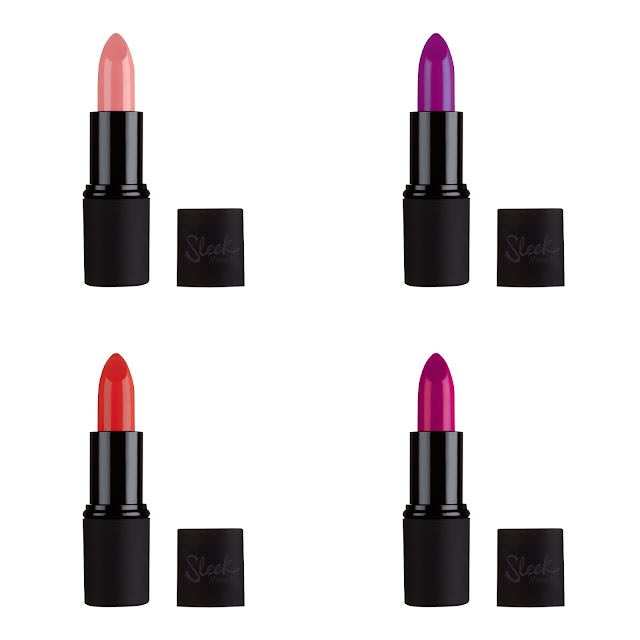 a photo of  Sleek True Color Lipsticks