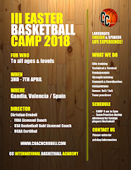 EASTER BASKETBALL CAMP 2018