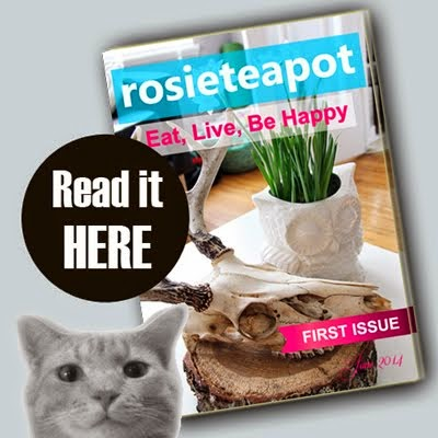 Are you Looking for Rosieteapot Magazine?  This is my old blog - Click Below for Magazine!