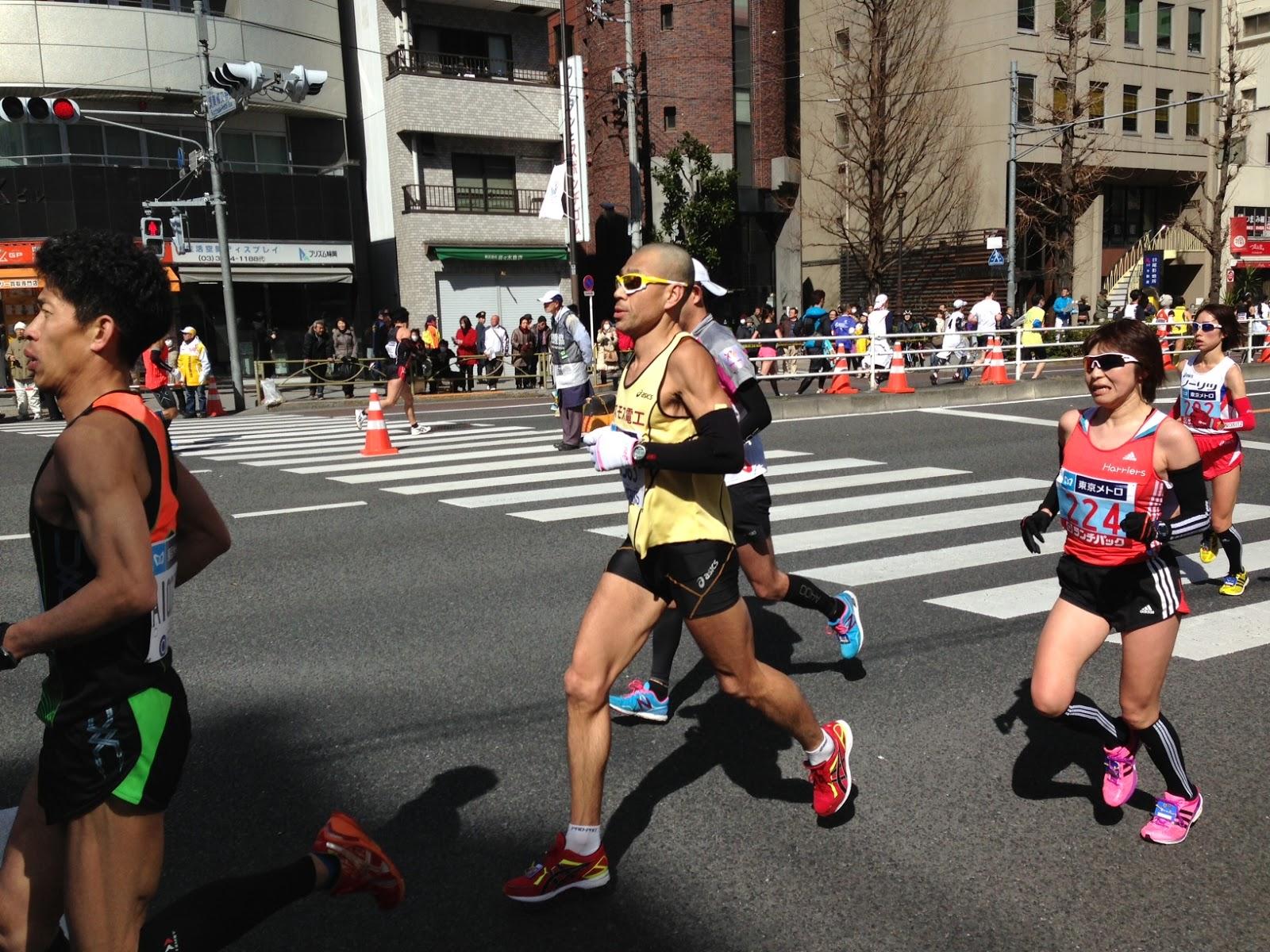 2013年東京マラソン