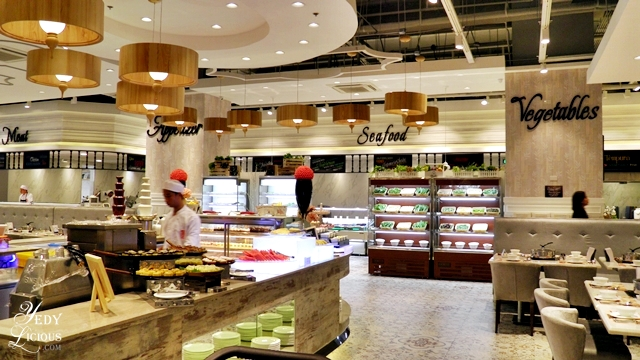 Food Sections