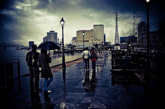 Gambar Hujan Romantis