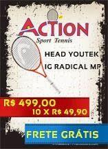 Parceria: Action Sports Tennis