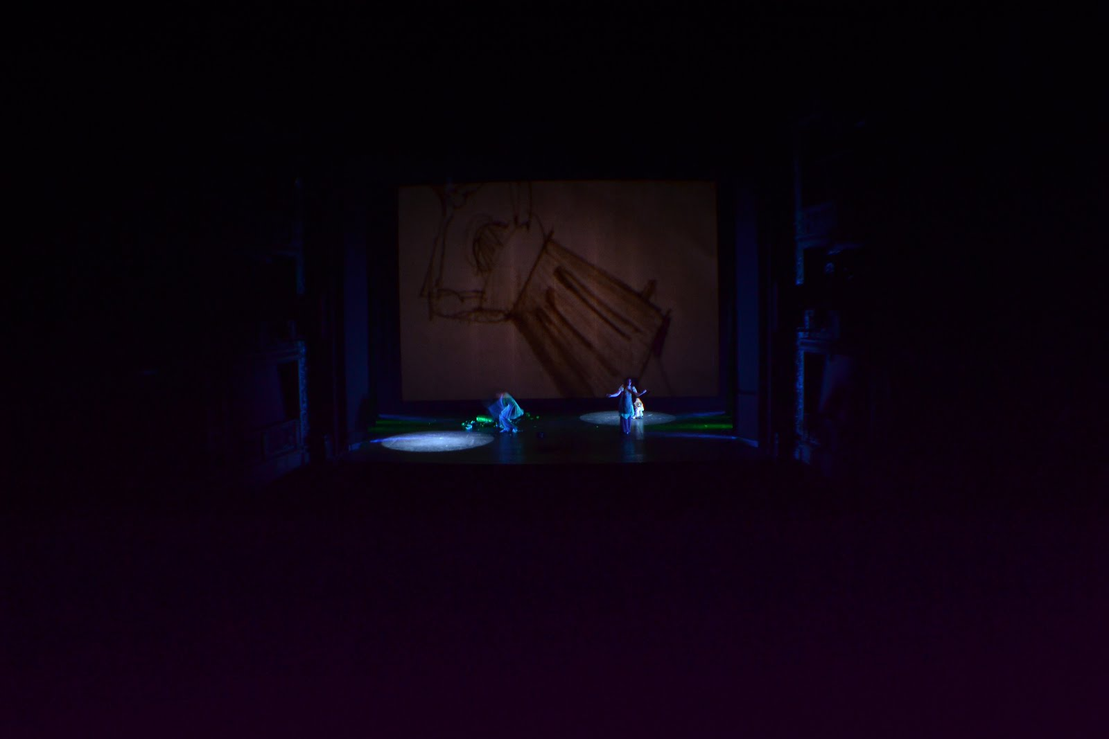 Función completa Teatro Nacional Cervantes-2012