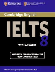 Download Cambridge IELTS 8 With PDF And Audio