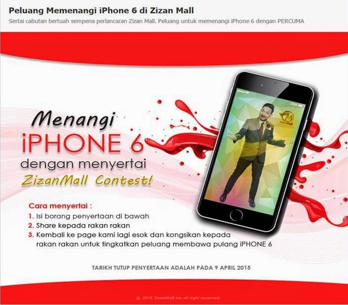 Win iPhone 6 !