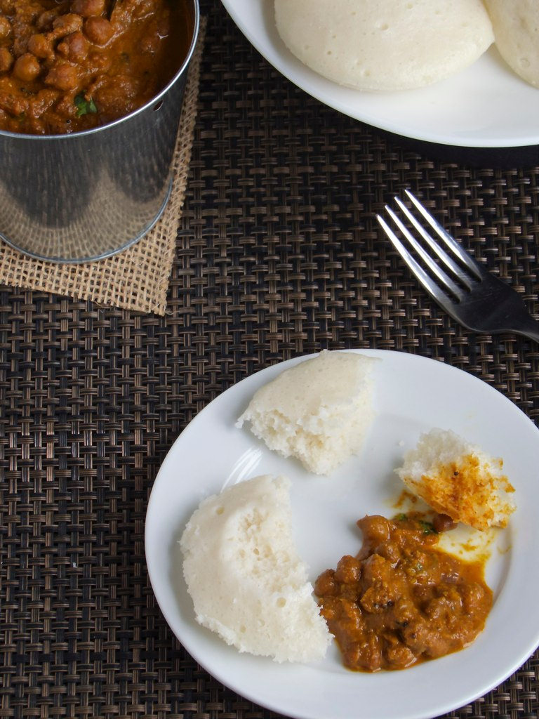 Kerala Kadala Curry - Kerala Breakfast Special