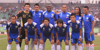 Persib players picture by inilah.com