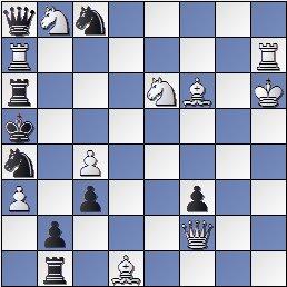 Problema de mate en 2 de Joan Claret, Match Internacional de Composición España-Holanda, 1934