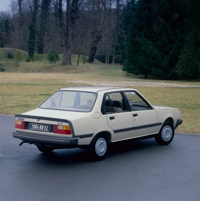 Renault 18 TL Model 85