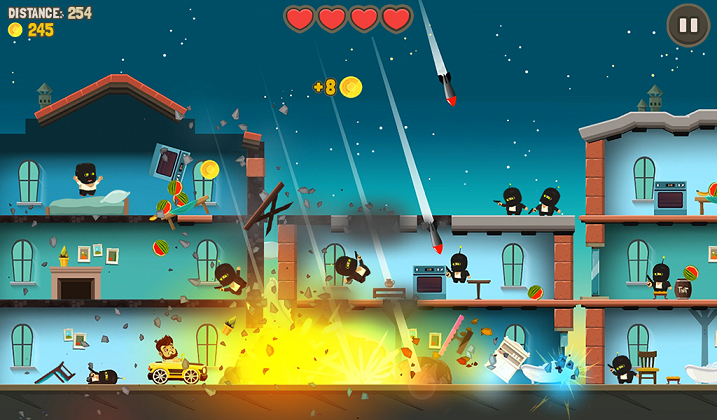 Aliens Drive Me Crazy full apk