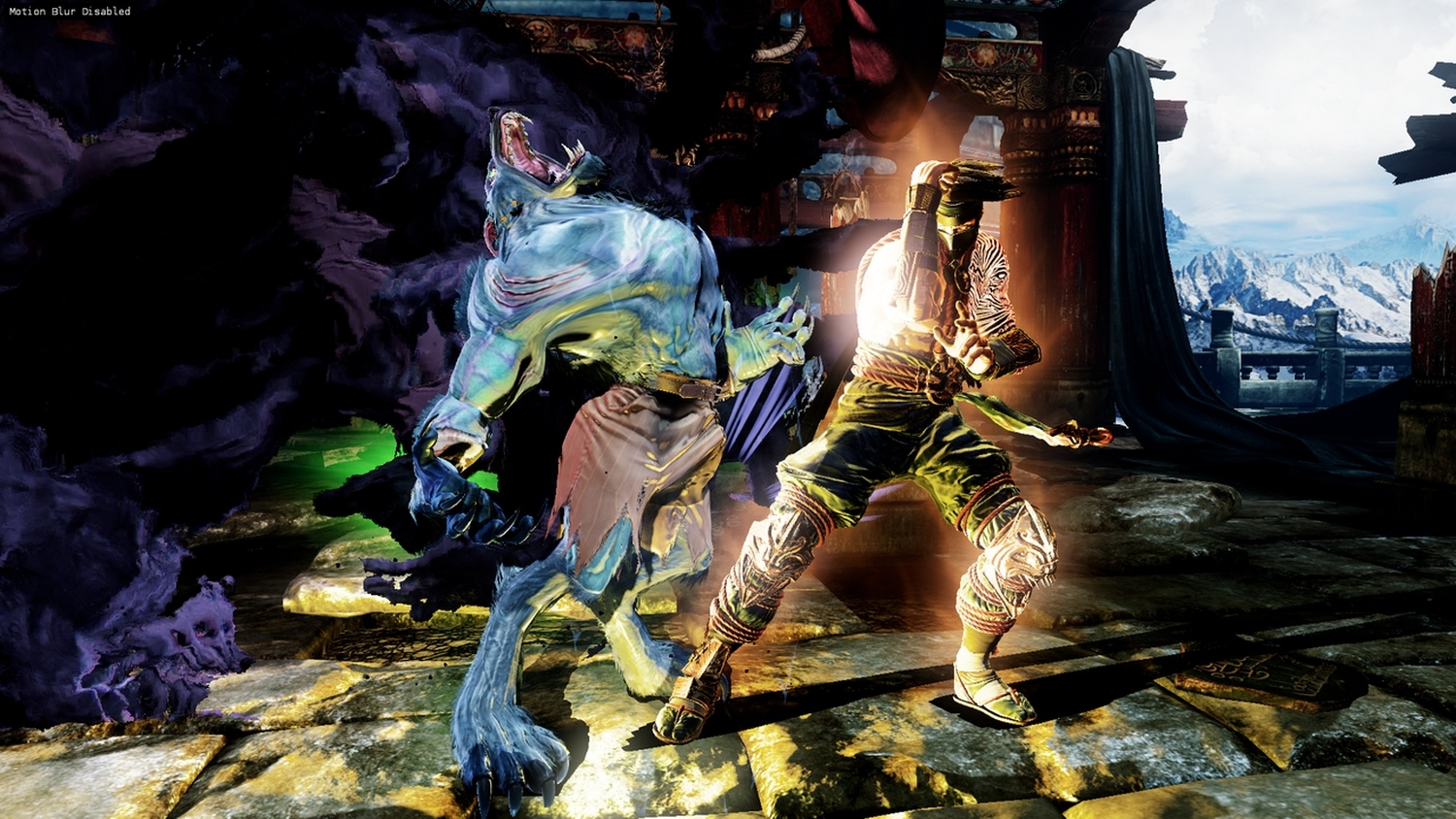 Killer Instinct - The Mystery Game on the SGC unveiled