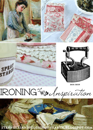 Ironing Inspiration Collection