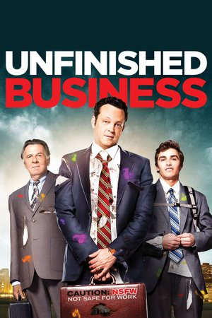Poster Unfinished Business 2015