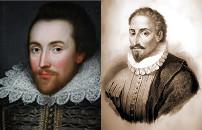 Miguel de Cervantes Saavedra y William Shakespeare