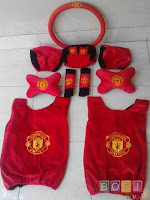 Bantal Mobil 6 in 1 Manchester United